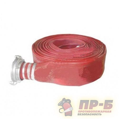 Рукав пожарный термостойкий 1,6-Т-У1 диаметр 89 мм с головками ГР-90 - Рукава для пожарной техники