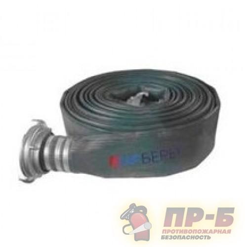 Рукав пожарный термостойкий перколированный РПМ (Д) 1,6-ТП-У1 диам. 66 мм с головками ГР-70 - Рукава для пожарной техники