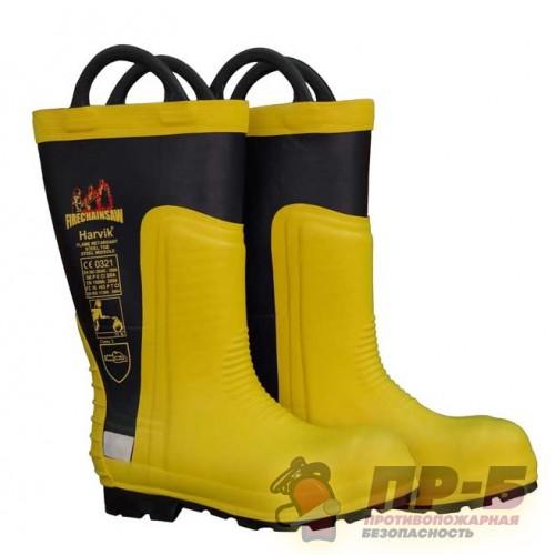 Сапоги пожарного Harvik Firefighter Chainsaw - Обувь защитная