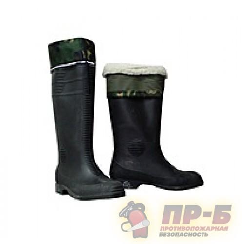 Сапоги пожарного МУН-200 - Обувь защитная