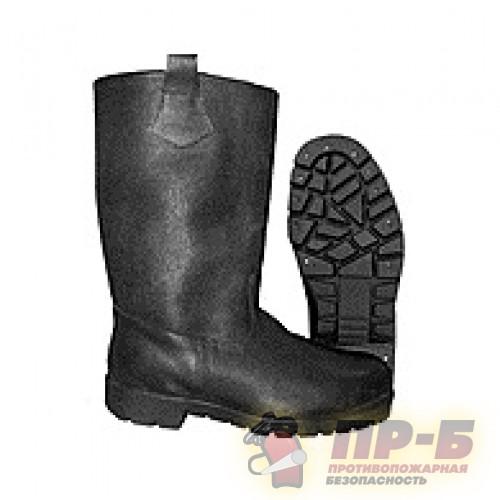 Сапоги термостойкие утепленные c металлическим подноском - Обувь защитная