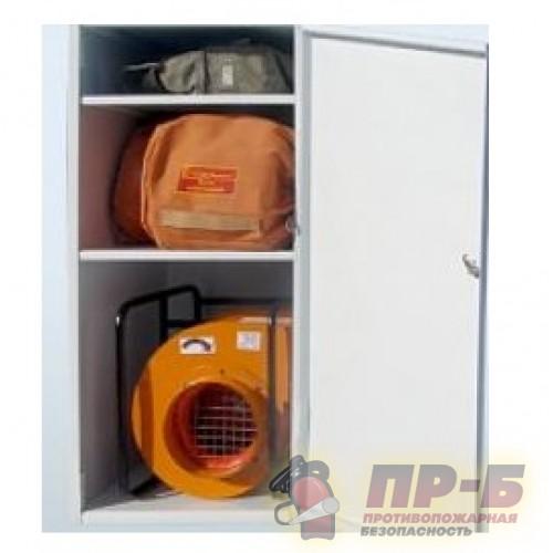 Шкаф для хранения дымососа и рукавов ШДПЭ-2 - Дымососы
