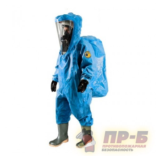 Сталкер-ПРО термоагрессивостойкий костюм из специальных полимерных материалов - Защитная одежда пожарных