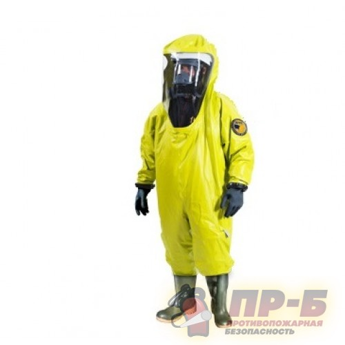 Сталкер агрессивостойкий костюм из специальных полимерных материалов - Защитная одежда пожарных