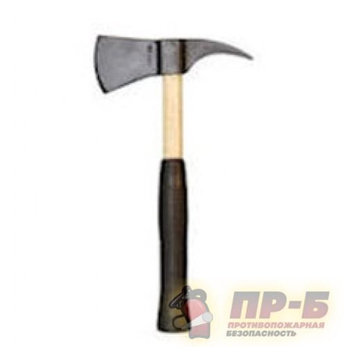 Топор пожарного поясной ТПП-1 (диэлектрическая ручка) - Пожарный инвентарь