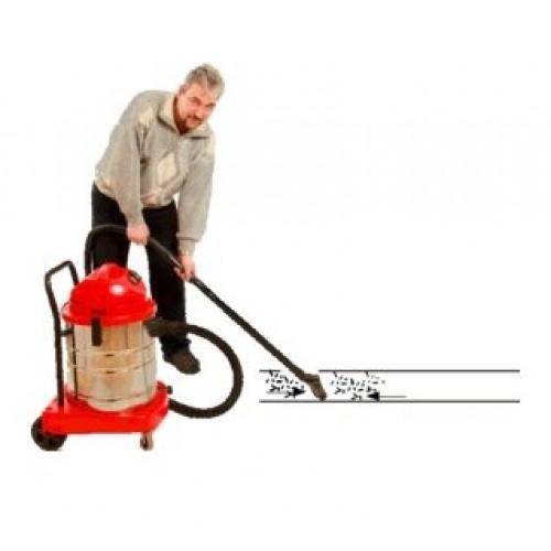Установка вакуумной пылеуборки АССклин (для сбора огнетушащего аэрозоля) -