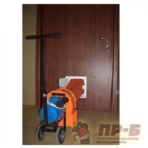 Узел стыковочный УС-1ВП для дымососа 8000 М3/час EI 60 - Дымососы