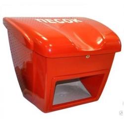 Ящик для песка 0,25 м3 пластиковый с дозатором