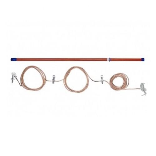Заземление переносное для распределительных устройств ЗПП-110Д -