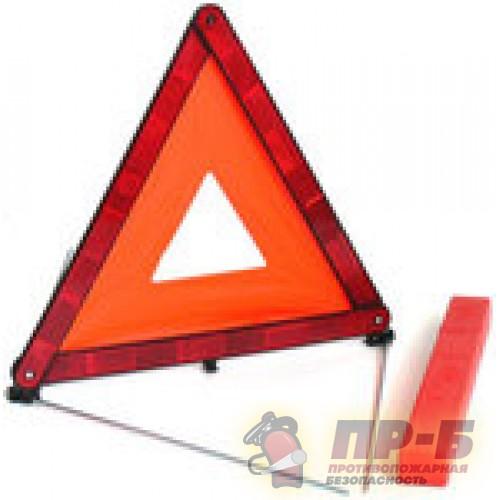 Знак аварийной остановки с аракалом - Знаки, плакаты, документация (полиграфия)