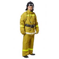 БОП-3 - боевая одежда пожарного 3 уровня защиты