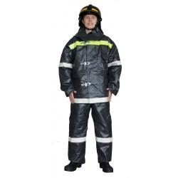 Огнеупорная одежда пожарных