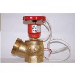 Датчик положения пожарного клапана