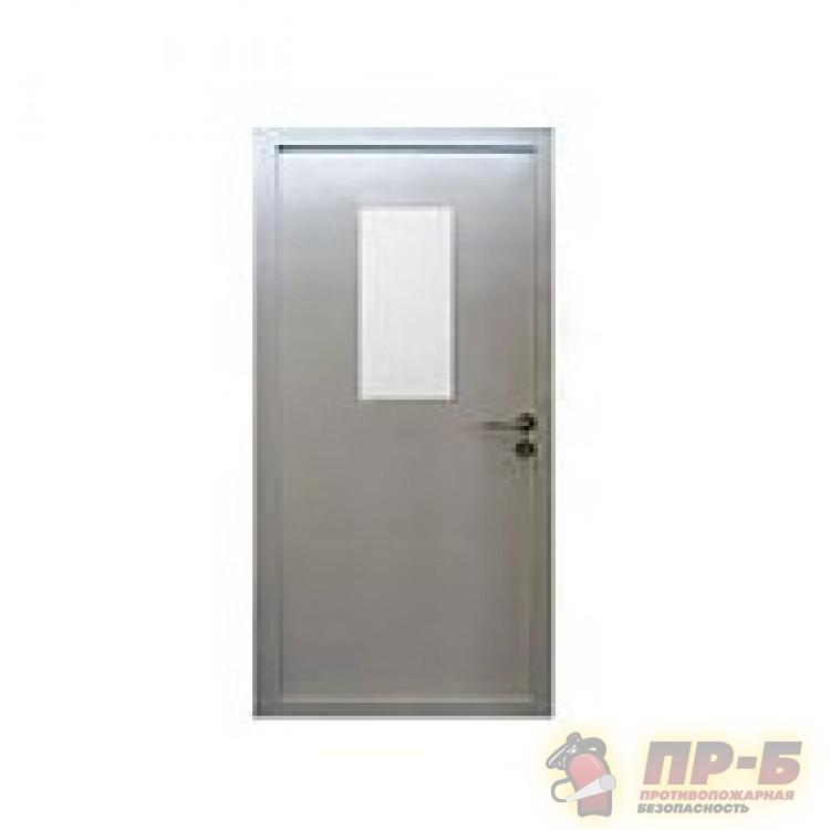дверь противопожарная металлическая 30